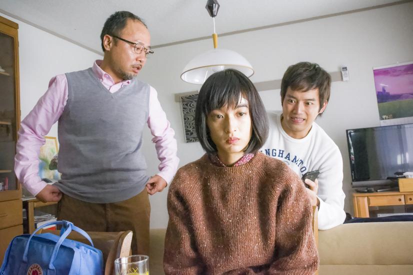 映画「世界は今日から君のもの」で主演を果たした門脇麦さん。ひきこもりの少女を演じます。