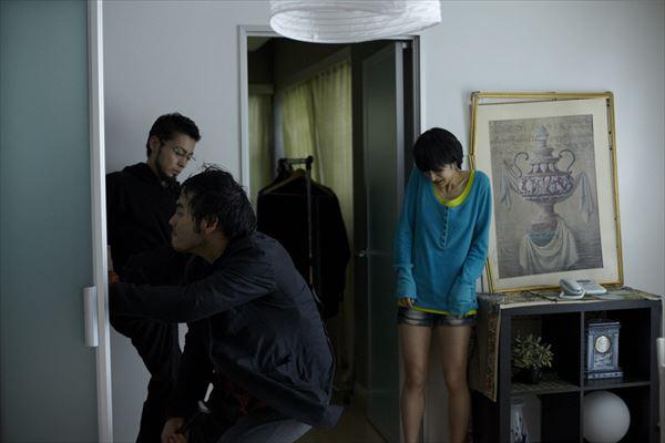 映画「闇金ウシジマくん」に出演した門脇麦さん。ストーカーに殺されかけたところを助けられます。