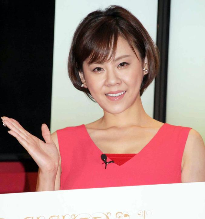 映画『グランドフィナーレ』のトーク&ライブイベントに参加した高橋真麻さん。結婚については「ゆっくり」考えたいそうです。