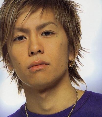 有吉弘行さんに「兵頭ゆき」とあだ名をつけられた森田剛さん。ツンツン具合でしょうか。