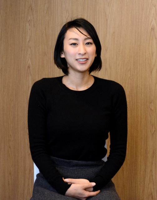 札幌冬季アジア大会のPRアンバサダー(広報大使)に選ばれた浅田舞さん。見どころや楽しみ方を語っています。