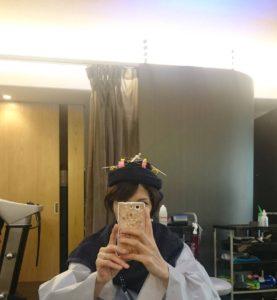 美容室の吉井怜