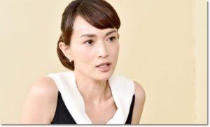 ポニーテールがかわいい長谷川京子