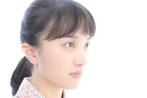 シンプルひとつまとめの百田夏菜子