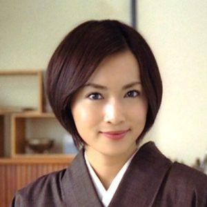 着物姿の長谷川京子
