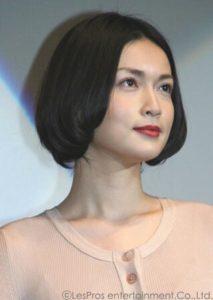 きれいなボブヘアの長谷川京子