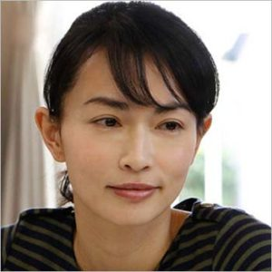 流し前髪の長谷川京子