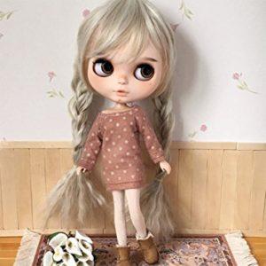 ゆるワンピのブライス人形