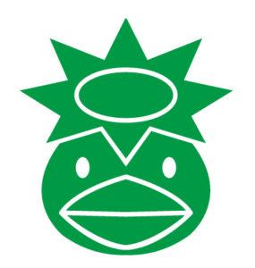 緑のカッパ