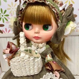 森ガールなブライス人形